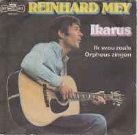 Cover Reinhard Mey - Ikarus [nederlands]